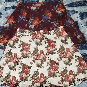 Tobi skirts